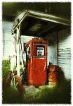 Gas Pump, Skamania, Washington