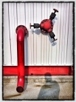 Standpipes, Broad Ripple, Indianapolis, IN
