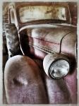 Truck In  A Garage, Palouse, WA