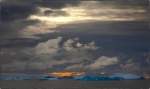 Antarctica Sunrise & Sunset - It was all the same
