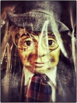 Creepy Old Man Doll, Photographed in odd store in KY