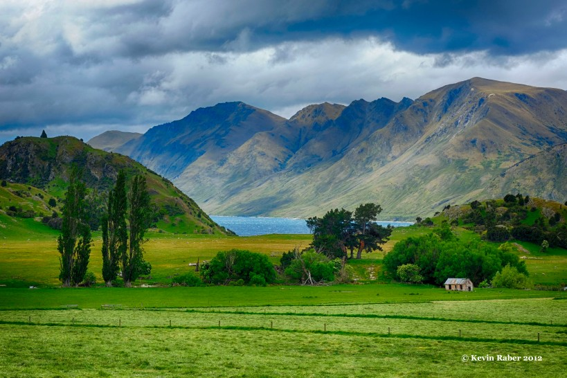 Somewhere in New Zealand