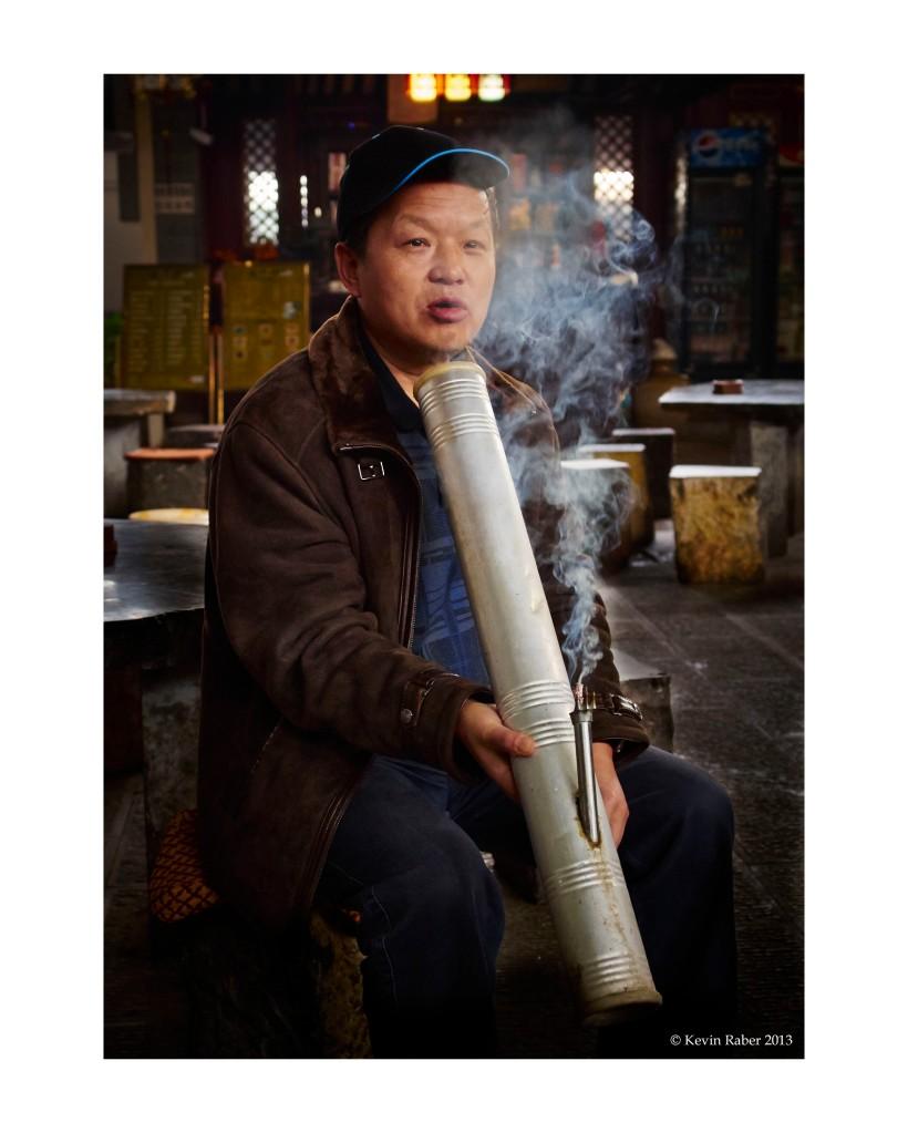 Heavy Smoker, South China