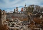 Atotonilco, Mexico, ruins near the Church