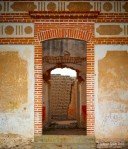 Door, Door Wall outside of San Miguel, Mexico