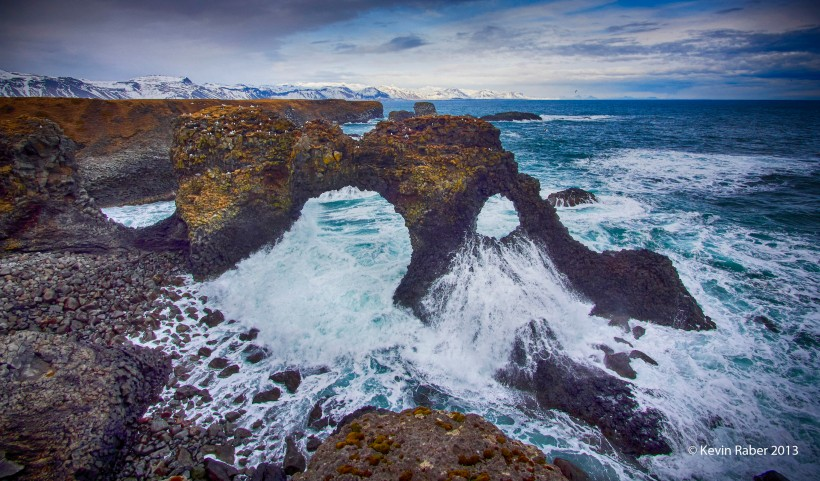 Hellnar Lava Arch