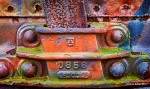 Railroad Box Car Handle