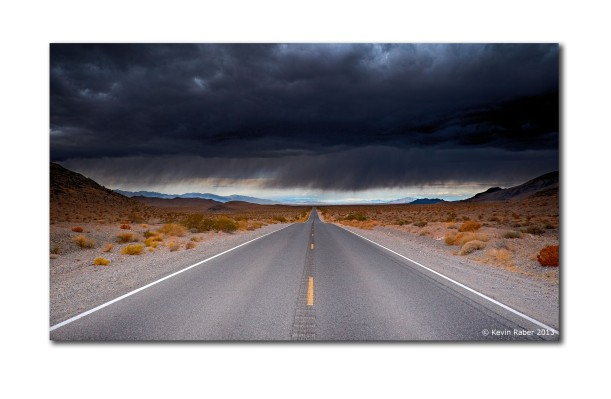 Dark Skies Ahead, Death Valley, CA