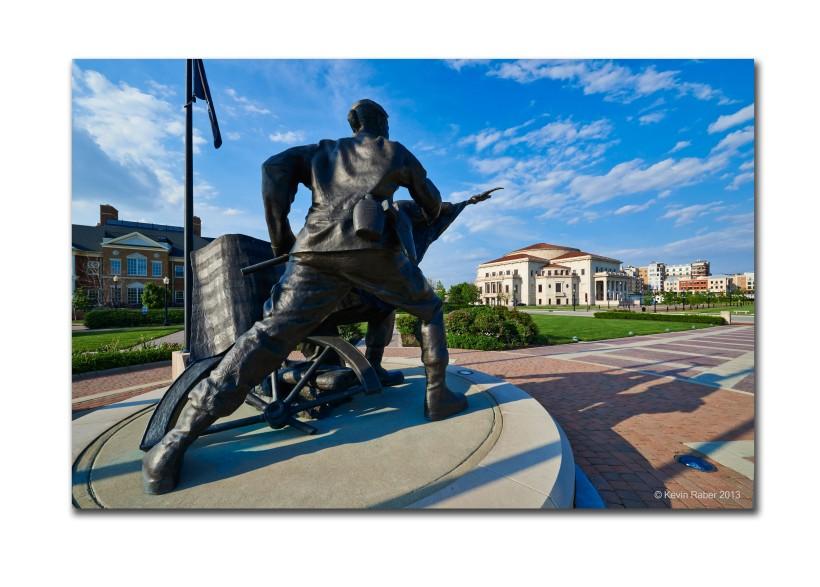 War Memorial, Carmel, Indiana
