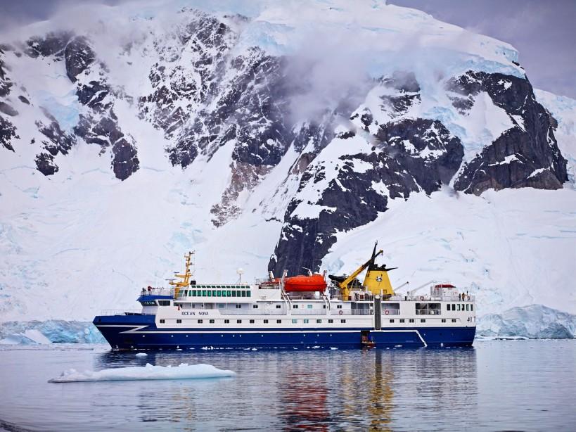 The Ocean Nova, Antarctica