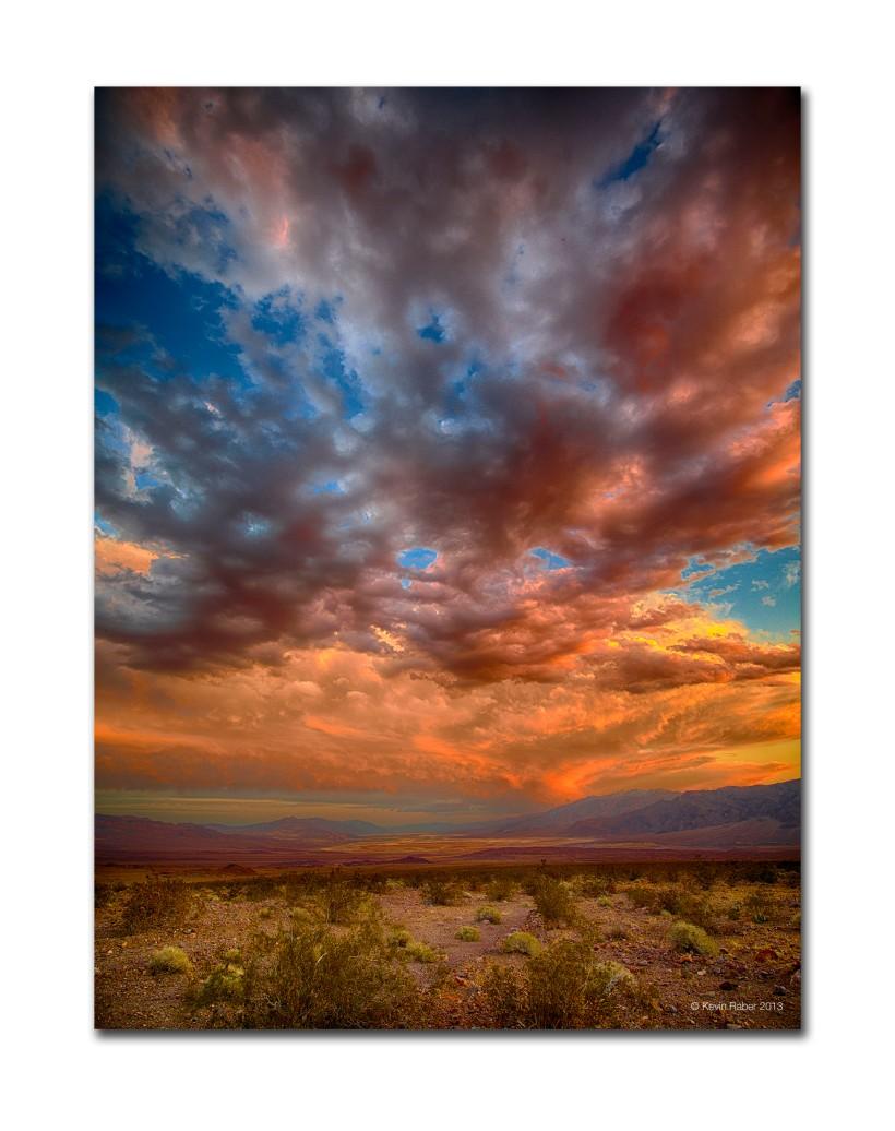 Sunset In Death VAalley