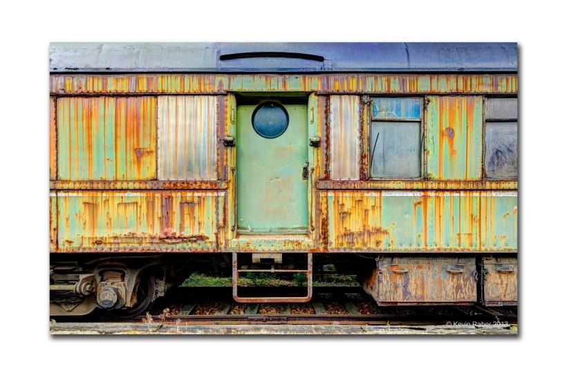 Train Car, Noblesville, IN