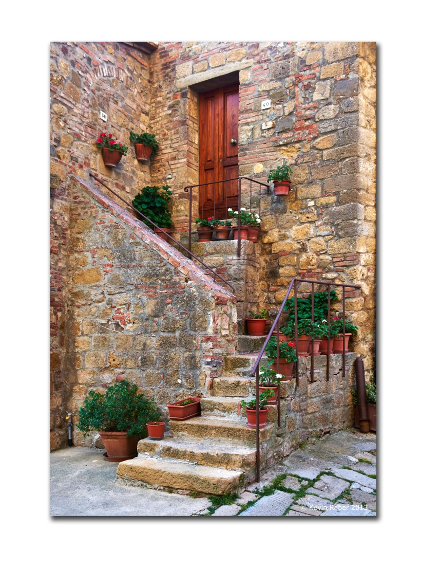 Tuscany Doorway