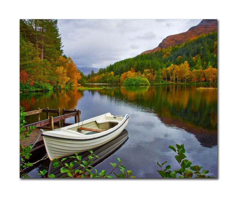 Classic Postcard, Scotland