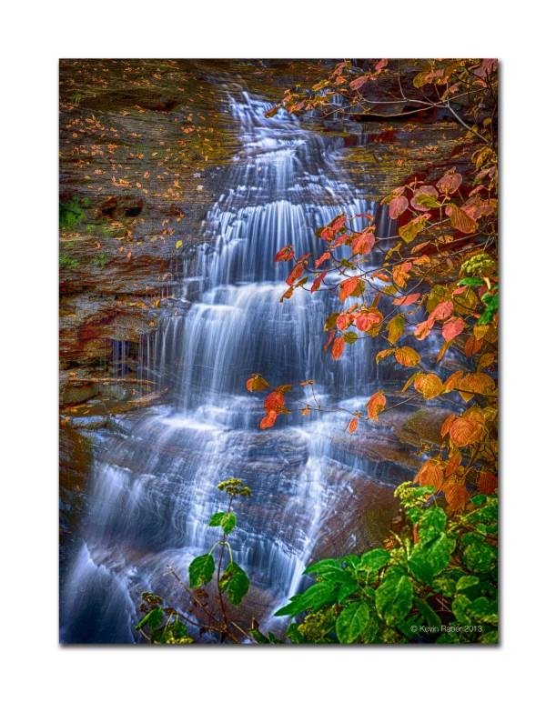 Ricket's Glen Waterfall