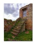 Tuscany BArn Stairs