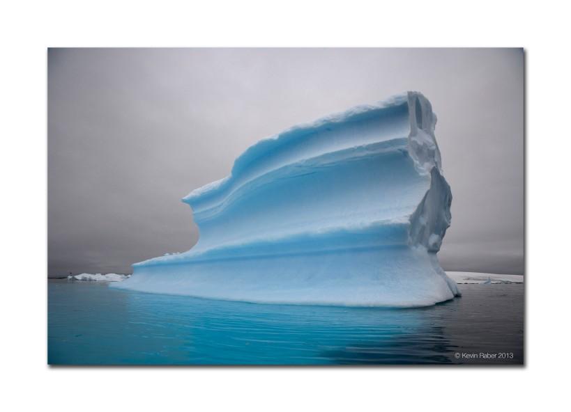 Big Blue Two, Antarctica 2007