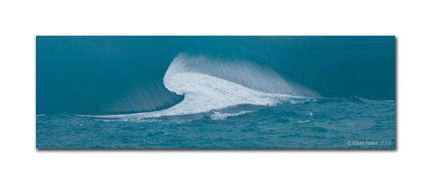 Iceberg and Wave