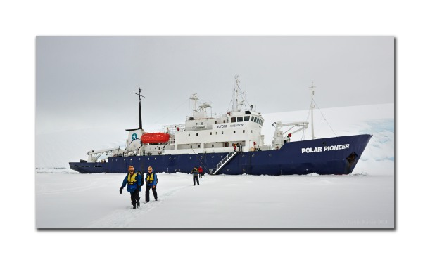 A Visit To Port Lockroy, Antarctica, November 2013
