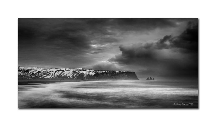 A Cold Icelandic Coast
