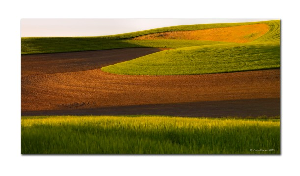 The Palouse...Simple Does It