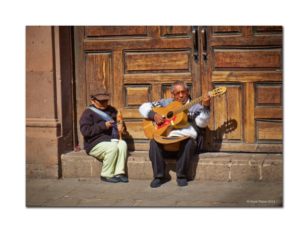 San Miguel Street Musicians