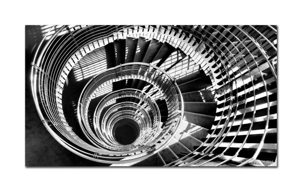 Iceland, Hilton Hotel Stairway