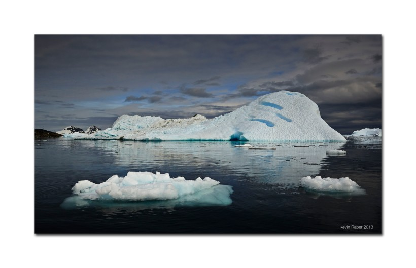 Iceberg and More Icebergs