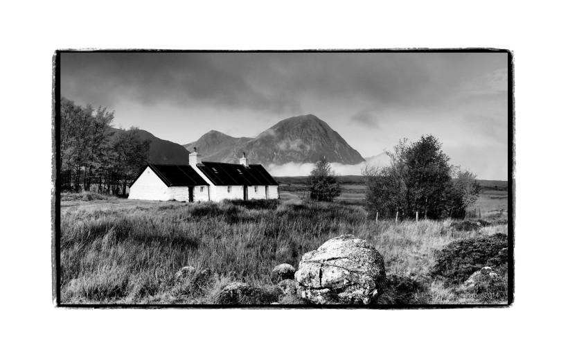 Black Cottage, Scotland