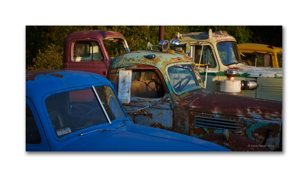Old Truck Cabs