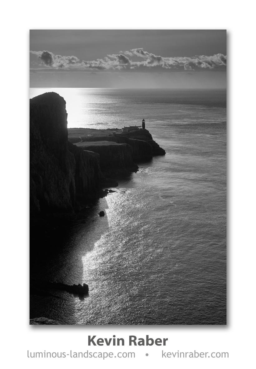 Lighthouse, Isle Of Skye