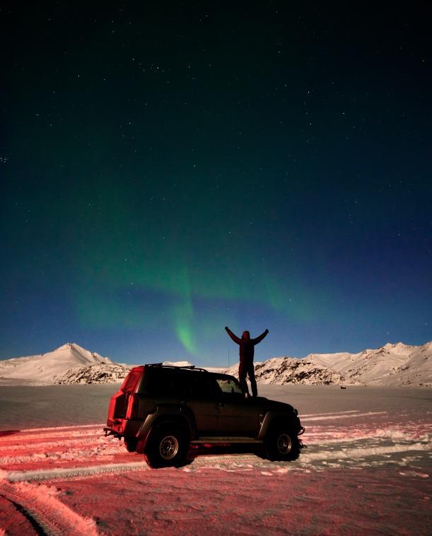 Celebrating Northern Lights